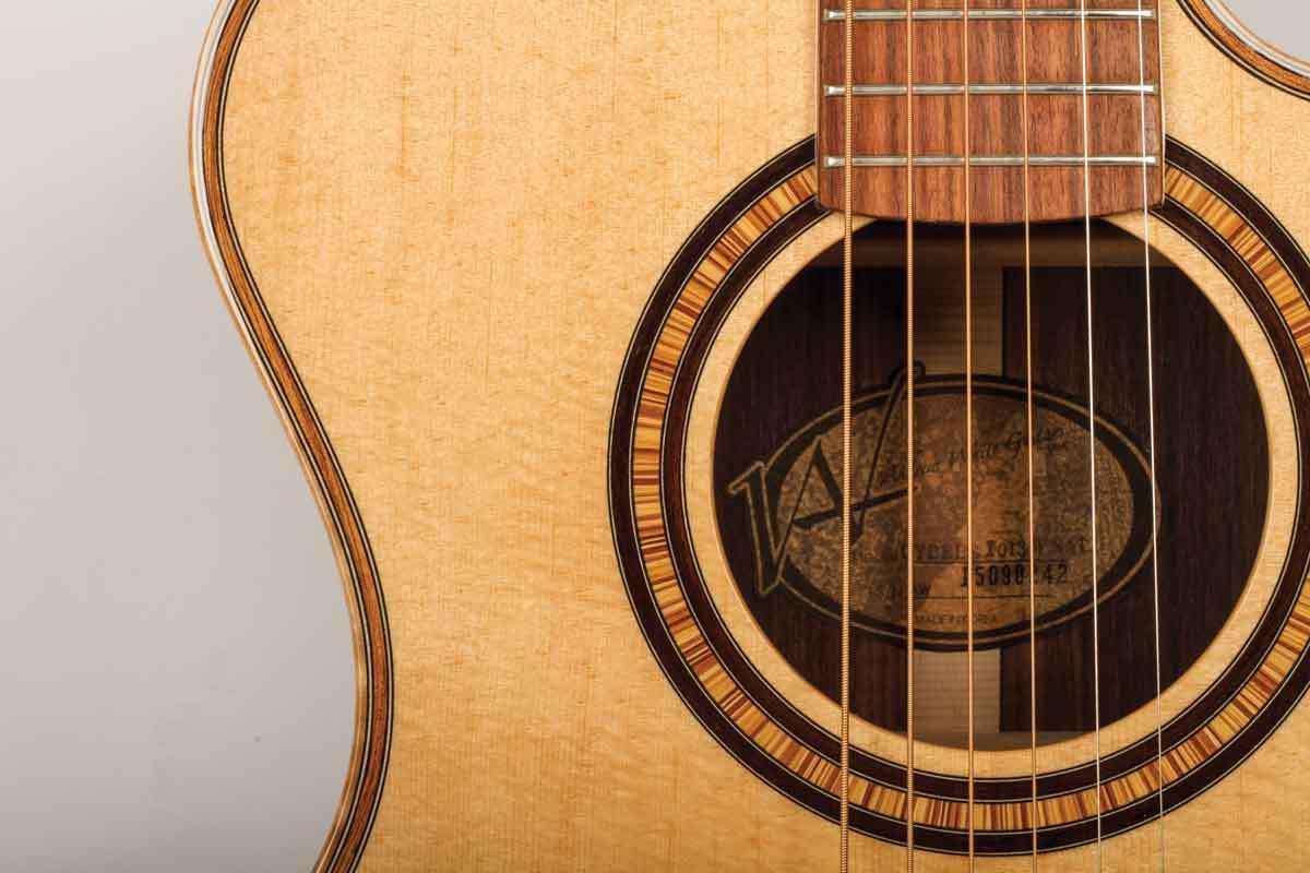 Acoustic Guitar Magazine Review