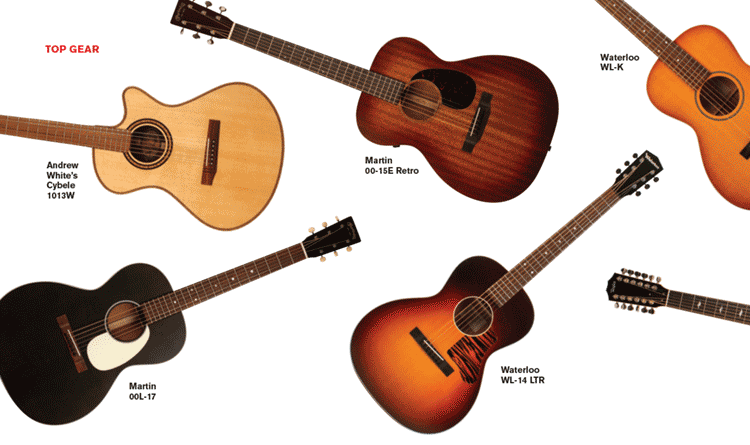 2016 Top Gear: The Year in Acoustic Guitars, Amps & Accessories