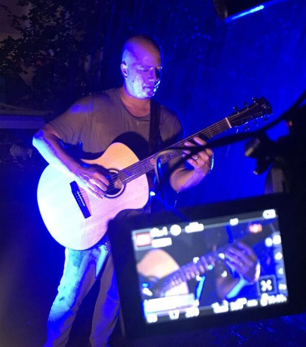 Spencer Elliott Guitar Giveaway