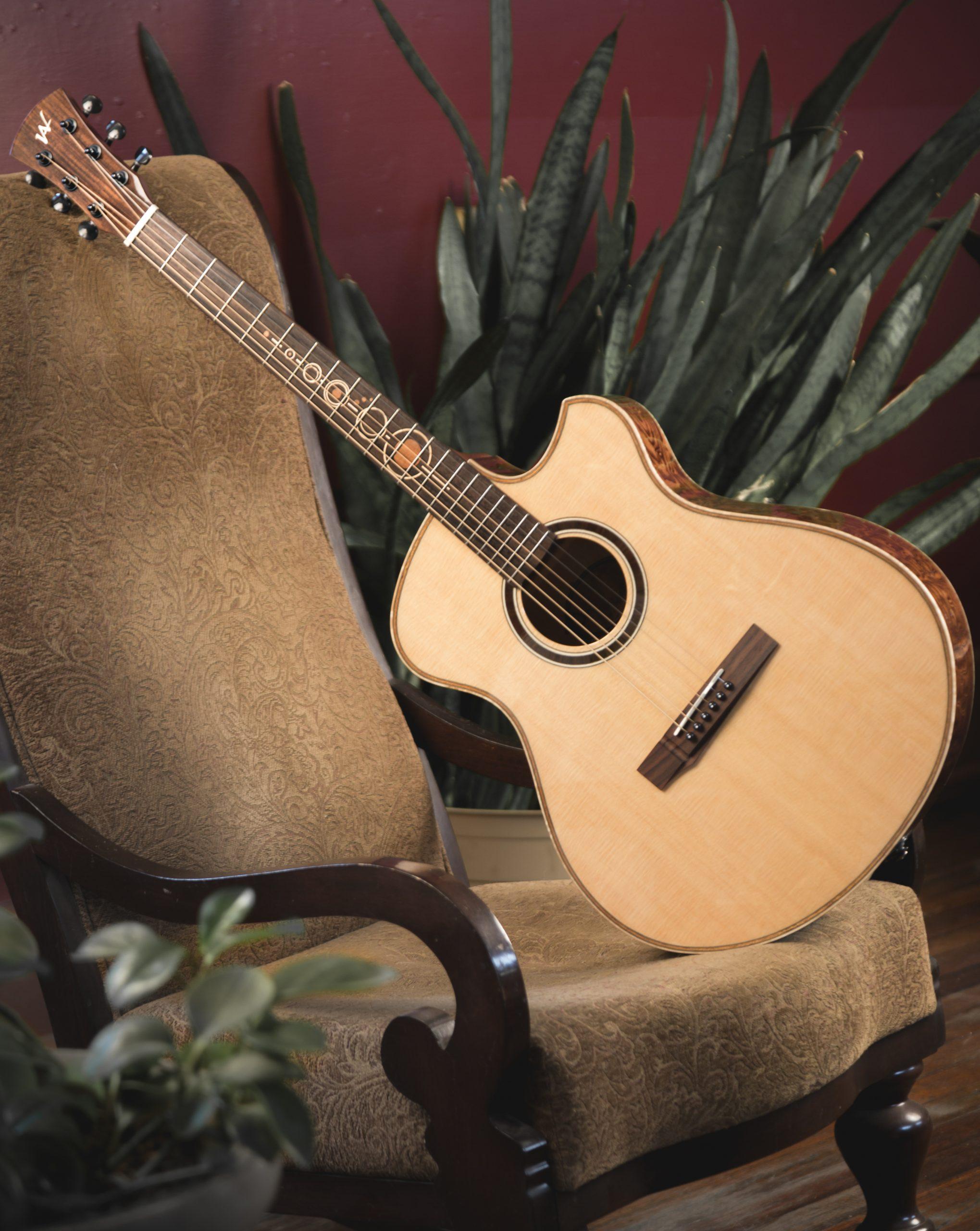 Guitar Spotlight: Freja 142
