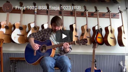 Freja 1020 BSB and 1023 BSB